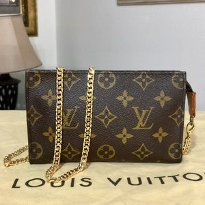 Louis Vuitton Bucket pouch Bag PM Shoulder Bag 💼